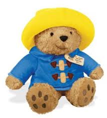 Paddington Bear.the first one