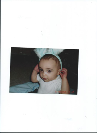julian.happy easter bunny