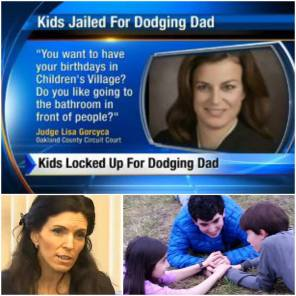 lisa simhoni case.mi.childrens village.judge disciplined