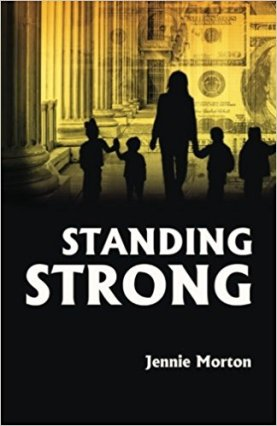 Standing Strong.book by Jenny Morton.Conroe Texas